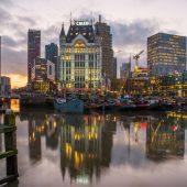 Oude Haven / het Witte huis Rotterdam