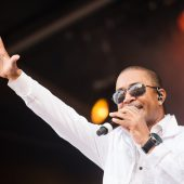 Kool & the Gang op Kwaku Festival Amsterdam 20-07-2018