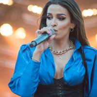 Eleni Foureira at MainStage Pride Amsterdam 03-08-2018
