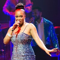 Laise Sanches, Soul of Motwon in theater de veste te Delft 26-03-2016