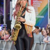 Candy Dulfer, Gay Pride Official Closing Party - This is My Pride - Dam square Amsterdam 06-08-2017