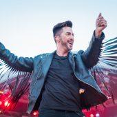Jordan Roy at Closing Party MainStage Pride Amsterdam 05-08-2018