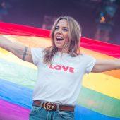 Melanie C at Closing Party MainStage Pride Amsterdam 05-08-2018