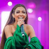 Eleni Foureira at Closing Party MainStage Pride Amsterdam 05-08-2018