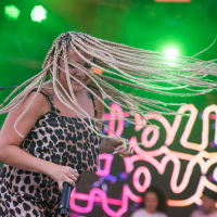 Emy Perez at MainStage Pride Amsterdam 03-08-2018