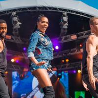 Carolina Dijkhuizen at Closing Party MainStage Pride Amsterdam 05-08-2018