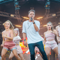 Tommie Christiaan at Closing Party MainStage Pride Amsterdam 05-08-2018